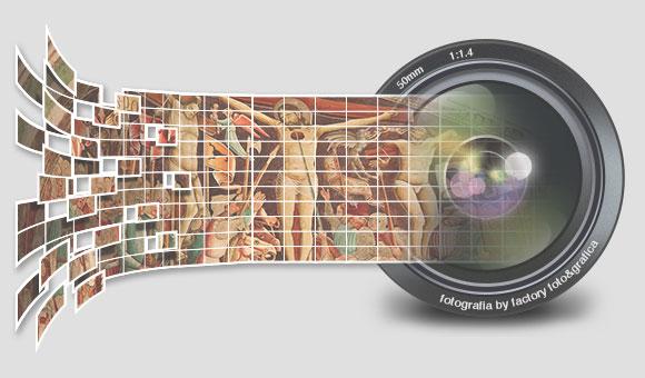 Fotografia e immagini interrattive Milano