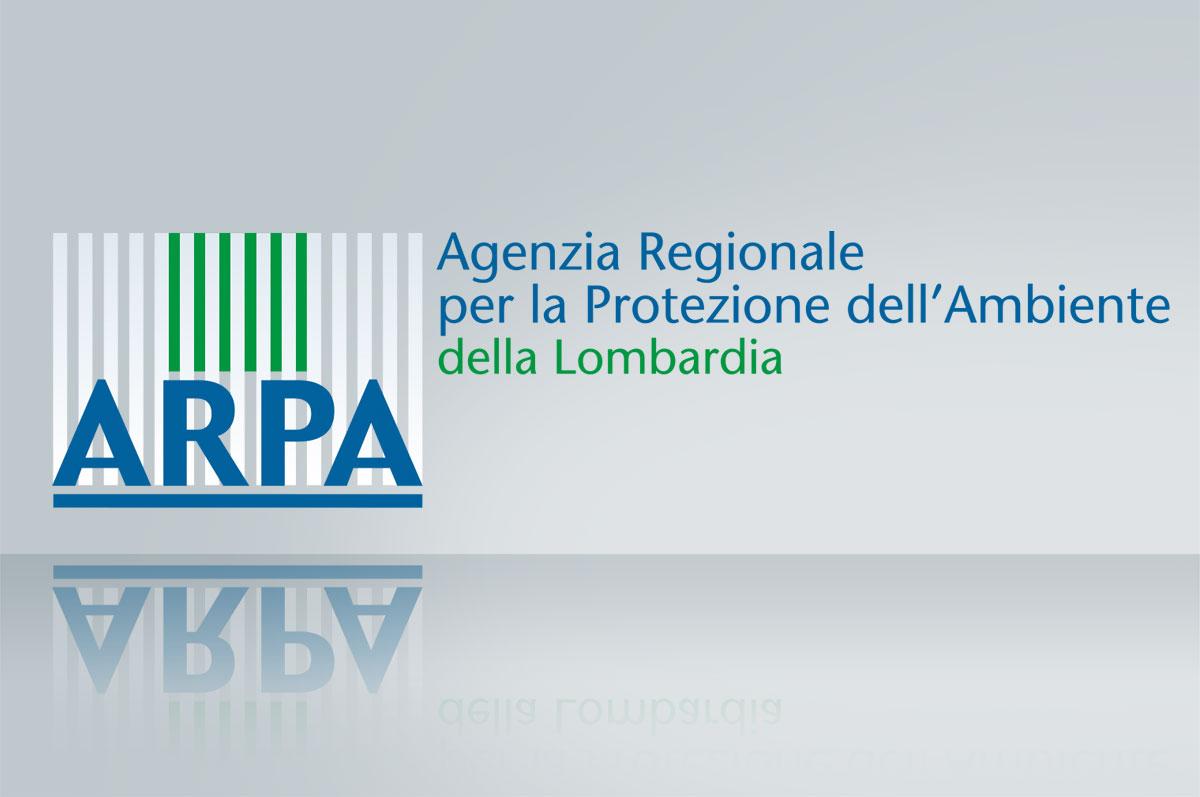 Logo ARPA, regione lombardia