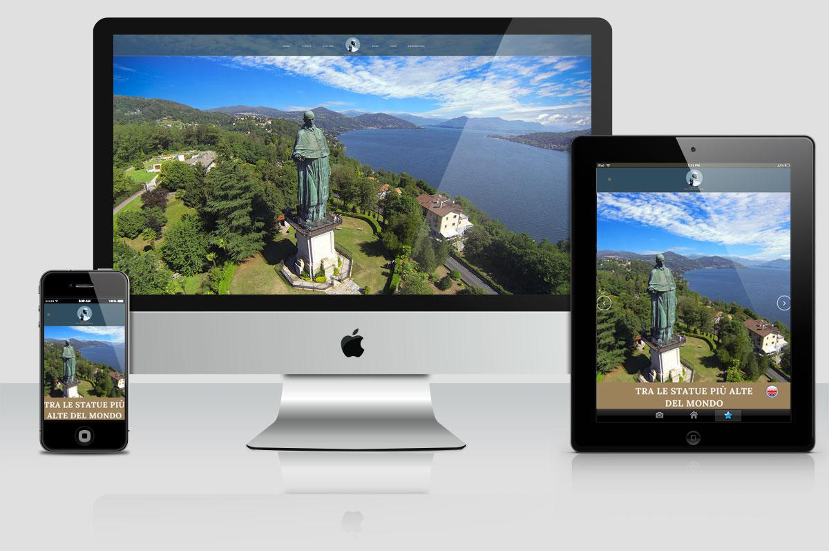 sito web Statua San Carlo