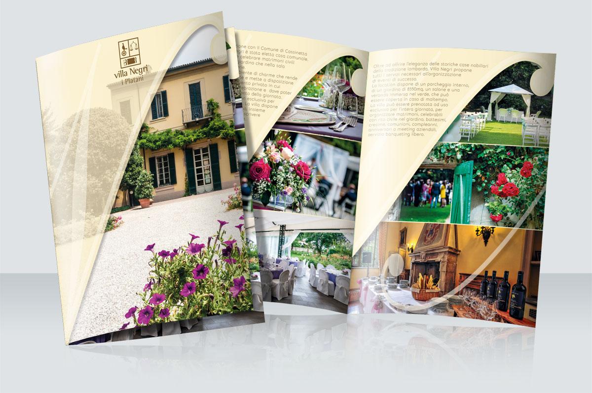 Brochure Villa Negri
