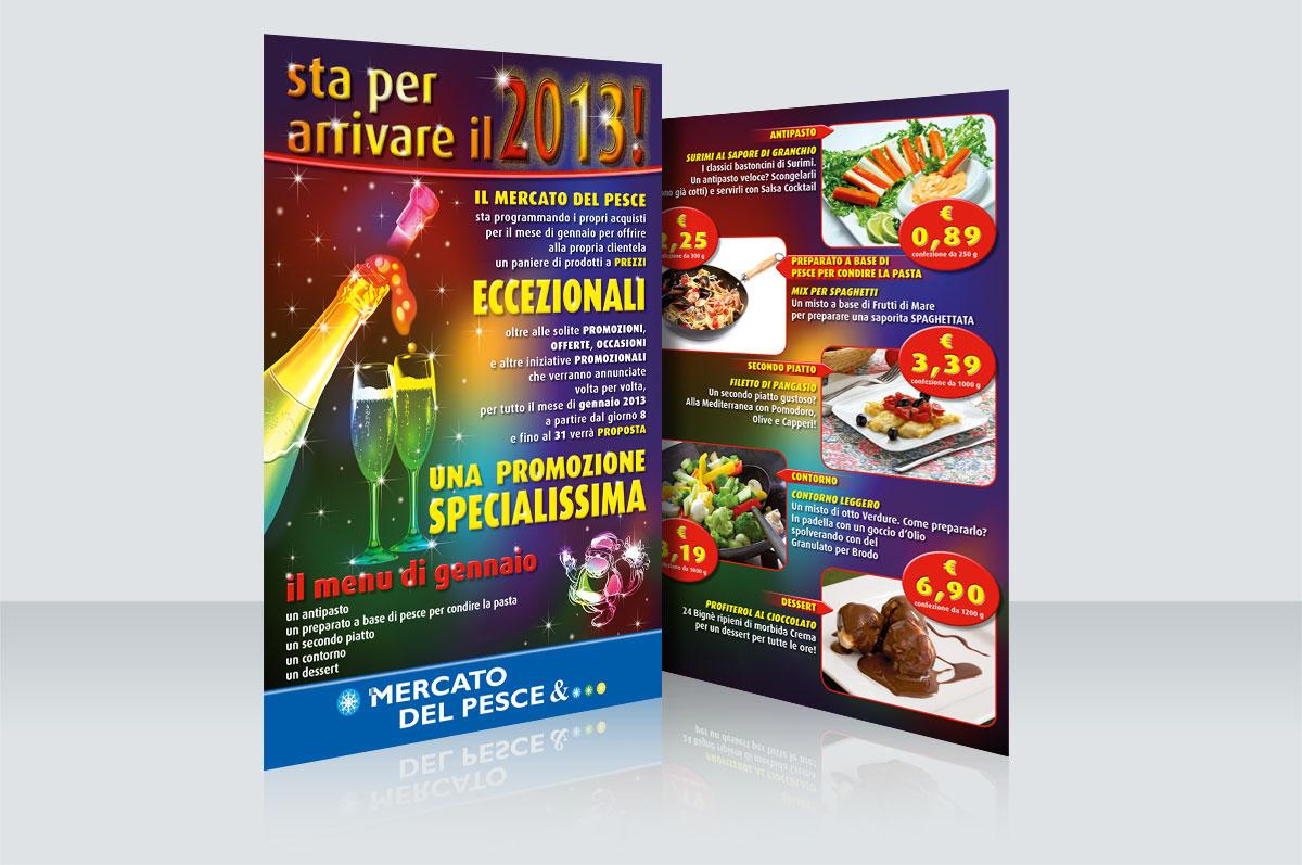 Brochure e Volantini Ristoro