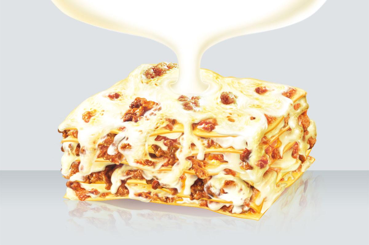 Illustrazione: Sfoglie per lasagna