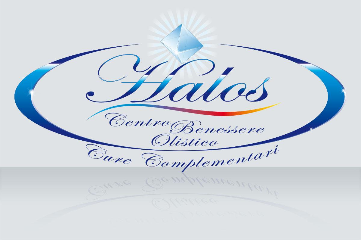 Logo Halos Centro Benessere