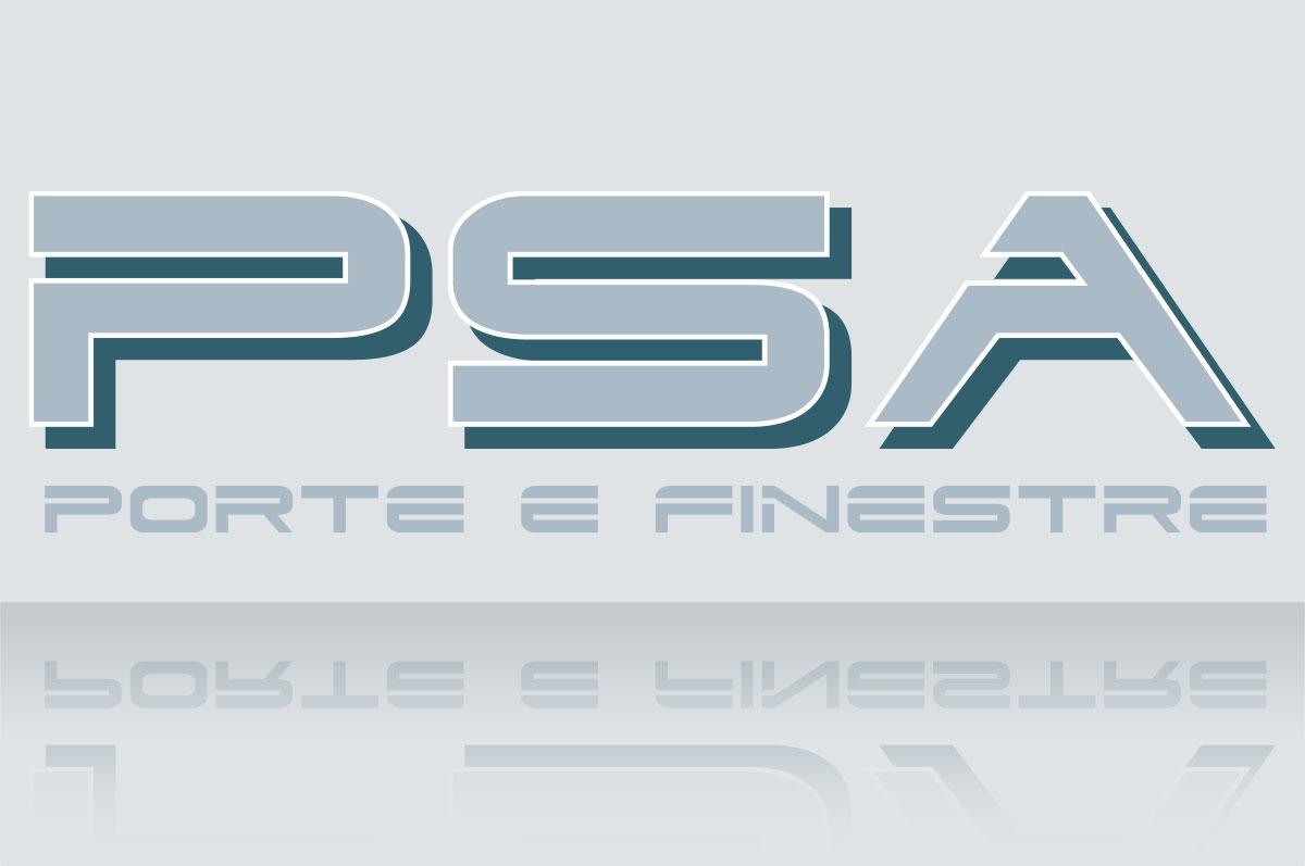 Logo PSA Serramenti