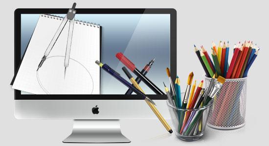 Graphic web design Milano