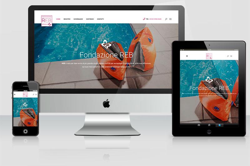 Sito web Fondazione REB